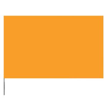 Presco Flagging Tape, 1 3/16 in x 150 ft, Blue Glo (12 RL/EA)