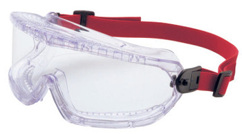 Honeywell V-Maxx Goggles, Clear/Clear, Anti-Fog Coating, Wrap-Around (10 ea/EA)
