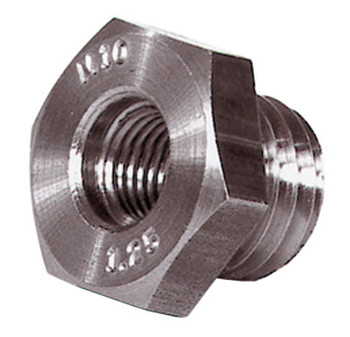 "Weiler Adapter, 5/8""-11 to M10 x 1.50 (GA-2) (10 CTN/EA)"