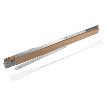 Best Welds 4043 Welding Wires, Aluminum, 1/8 in Dia, 5 lb, Box (10 CT/EA)