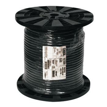 """Best Welds Durable Welding Cable, 0.045"""" Insulation, 10 AWG, 25 AMP, 4 Conductors, 250 ft (250 FT/EA)"""