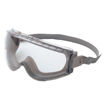 Honeywell Stealth Goggles, Clear/Gray, Uvextreme Coating (1 EA/PK)