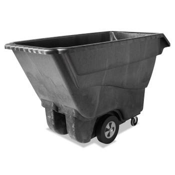 Newell Rubbermaid Structural Foam Tilt Trucks, 1 cu yd, 1,250 lb (1 EA/EA)
