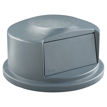 Newell Rubbermaid Brute Dome Tops, For 44 Gal. Brute Round Containers, 24 13/16 in (1 EA/EA)