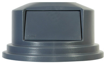 Newell Rubbermaid Brute Dome Tops, For 55 Gal. Brute Round Containers, 27 1/4 in (1 EA/EA)