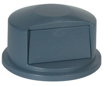 Newell Rubbermaid Brute Dome Tops, For 32 Gal. Brute Round Containers, 22 11/16 in (1 EA/BOX)