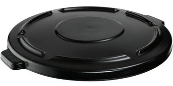 Newell Rubbermaid Brute Round Container Lids, For 20 Gal. Brute Round Containers, 19 7/8 in (6 CA/CT)