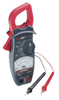 Gardner Bender LockJaw AC Clamp Meters,  600 AAC (1 EA/EA)