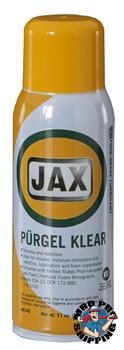 JAX #140 PURGEL KLEAR SANITARY LUBRICANT/ NSF H1, 08 oz. Tube, (12TB/CS)