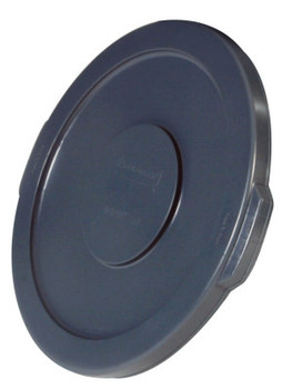 Newell Rubbermaid Brute Round Container Lids, For 10 Gal. Brute Round Containers, 16 in (1 EA/CT)