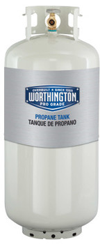 Worthington Cylinders Cylinders, 40 lb (1 EA/BOX)