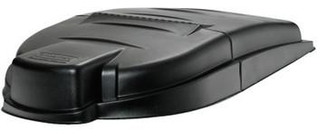 Newell Rubbermaid Mega Brute Lids, For Mega BRUTE Mobile Waste Collector (1 EA/EA)