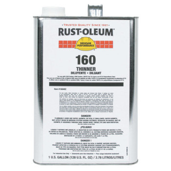 Rust-Oleum Industrial 160 Thinner (2 GAL/PK)