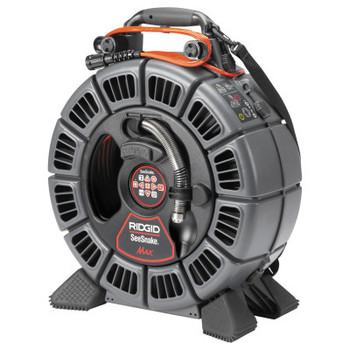 Ridgid Tool Company SEESNAKEMAXRM200CAMERASYSTEM (1 EA/PK)