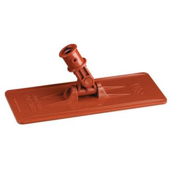 3M Doodlebug Threaded Pad Holder, 3 3/4 in Pad, 9 in Handle, Orange (1 CA/CA)