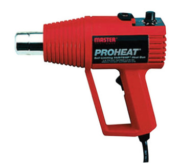 Master Appliance Proheat Varitemp Heat Guns, Switch (3 Pos-Off/On/Heat), 1,000 F, 11 A (1 EA/EA)