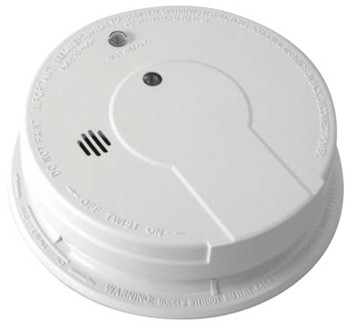 Kidde Interconnectable Smoke Alarms, With Hush, Ionization (6 EA/CA)
