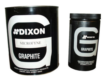 Dixon Graphite Microfyne Graphite, 1 lb Can (1 CAN/BX)