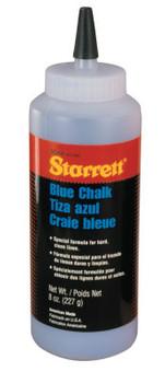 L.S. Starrett SC8B BLUE CHALK REFILL 8 (1 EA/CA)