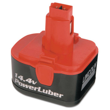 Lincoln Industrial PowerLuber 14.4 V Battery (1 EA/CA)