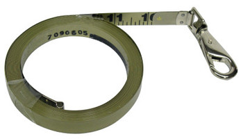 U.S. Tape Replacement Blades For Use With U.S. Tape 62457, Etched Stainless Gauging Tape (1 RL/CA)