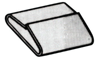 Strapbinder Specialty Seals, 3/4 in, Stainless Steel 304 (1000 CT/CA)