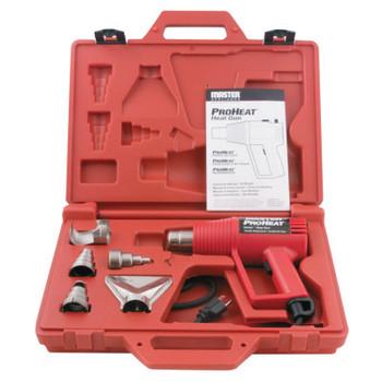 Master Appliance Proheat Varitemp Heat Gun Kits, Switch (3 Pos-Off/On/Heat), 1,000 F, 11 A (1 EA/DZ)