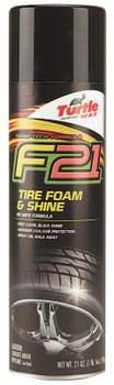 Turtle Wax Inc. T-49 F21T Tire Foam and Shine Cleaner (6 CA/DOZ)