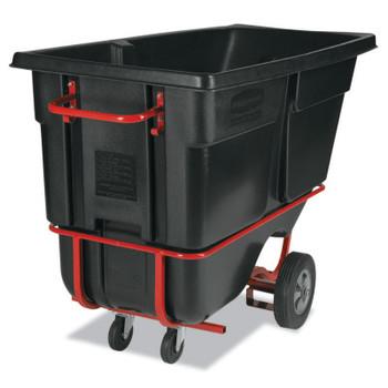 Newell Rubbermaid Forkliftable Tilt Trucks, 1 yd3, 1,250 lb (1 EA/DZ)