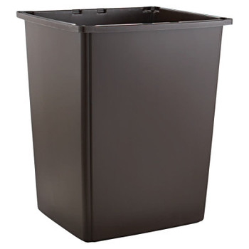 Newell Rubbermaid Glutton Containers, 56 gal, Brown (4 EA/DZ)