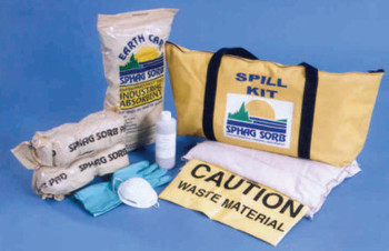 Sphag Sorb Spill Response Kits, 4 to 6 Gallon (1 KIT/EA)