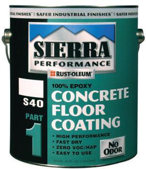 Rust-Oleum Industrial 1 Gal Floor Coating Base Gloss  Sand (2 GA/CTN)