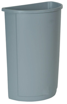 Newell Rubbermaid Untouchable Containers, 22 gal, Gray (1 EA/CA)