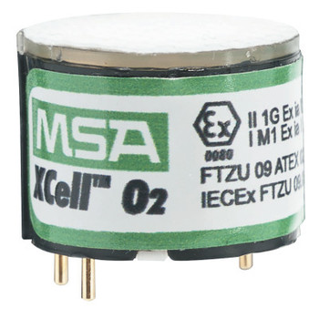 MSA Altair 4X Multigas Detector Spare Parts, XCell CO/H2S Two-Tox Sensor Kit (1 EA/EA)