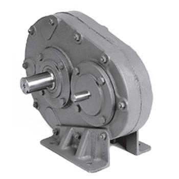 Hub City Cast Iron Parallel Shaft Drive - 200 1/1 C H