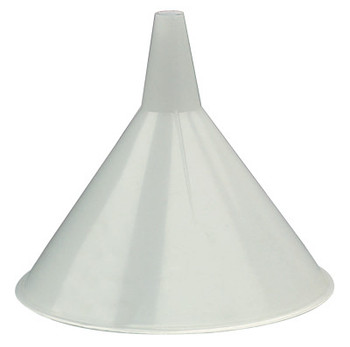 Plews Plastic Funnels, 48 oz, 8 in dia. (1 EA/PK)