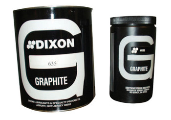 Dixon Graphite Lubricating Natural Graphite, 5 lb Can (1 CAN/PK)