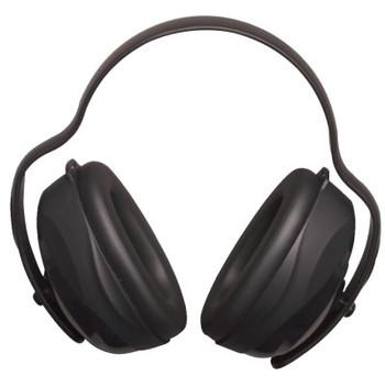 Moldex Z2 Economy Earmuffs, 25 dB NRR, Black, Headband (1 EA/CA)