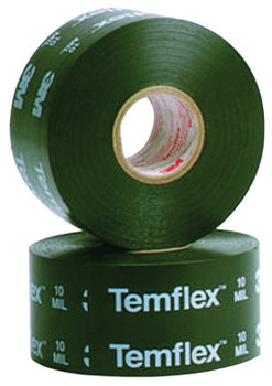 3M Temflex Corrosion Protection Tapes 1100, 100 ft X 2 in, 10 mil (24 ROL/CA)