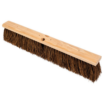 Advance Brush Heavy Floor Sweeps, 24 in Hardwood Block, 4 in Trim, Palmyra (1 EA/EA)