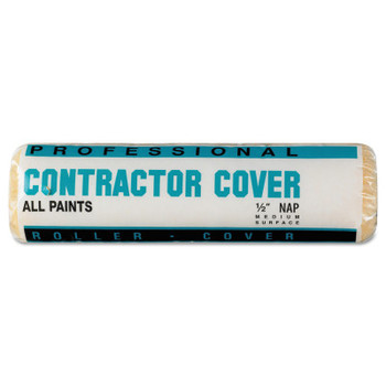 Krylon Industrial Contractor Knit Covers, 9 in, 1/2 in Nap, Knit Polyester (1 EA/EA)