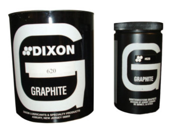 Dixon Graphite Powdered Amorphous Graphite, 1 lb Can (1 CAN/EA)