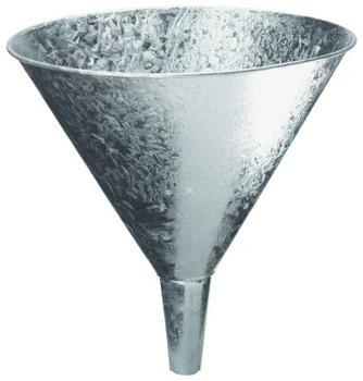 Plews Funnels, 7 pt, Galvanized Steel, 9 3/4 in dia. (1 EA/EA)