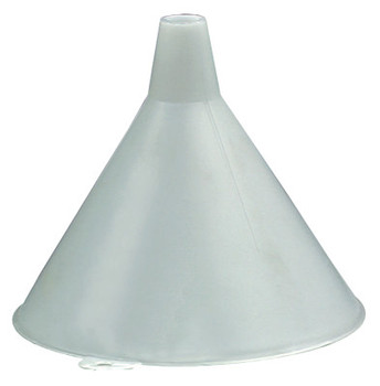 Plews Plastic Funnels, 16 oz, 6 in dia. (1 EA/CTN)