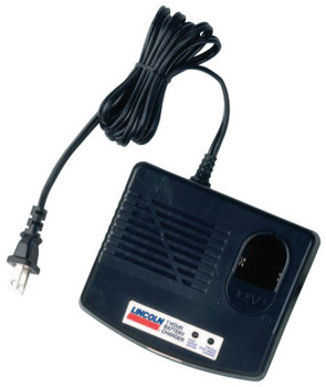 Lincoln Industrial One-hour fast charger for use with battery pack 1201 (1 EA/EA)
