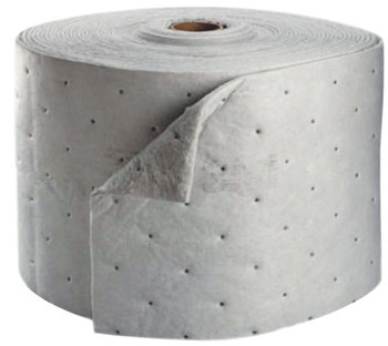 3M High-Capacity Maintenance Sorbent Rolls, Absorbs 31 gal (1 ROL/EA)