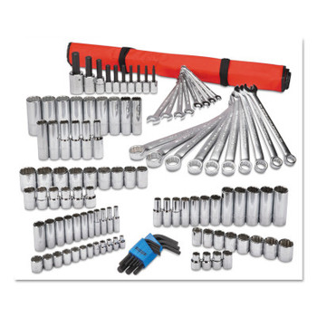 Stanley Products 111 Pc Metric Add-On Sets, w/Chest (1 ST/EA)