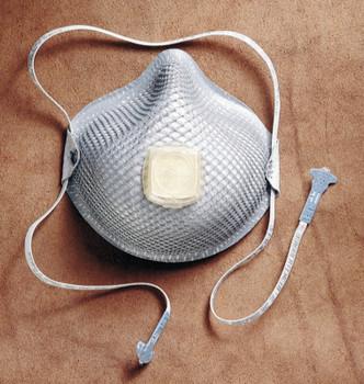 Moldex HandyStrap R95 Particulate Respirators, HandyStrap, Oil, Small (10 BX/EA)