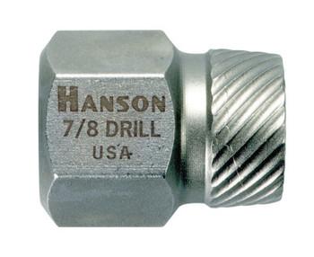 Stanley Products Hex Head Multi-Spline Screw Extractors - 522/532 Series, 1/2 in Drive, 9/32 in (3 EA/CG)