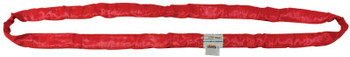 Liftex RoundUp Endless Slings, 6 ft, Red (1 EA/BX)